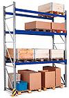 Scaffalature portapallet per magazzino - MT10