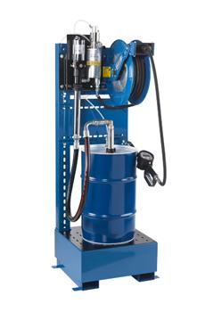 kit per travaso liquidi da fusti e cisterne