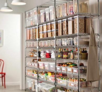 Scaffali per negozi alimentari