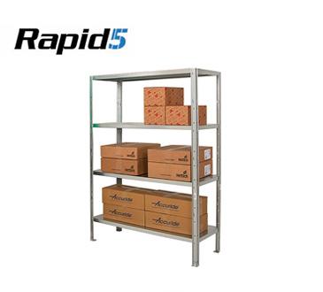 Scaffale in metallo componibile Rapid5