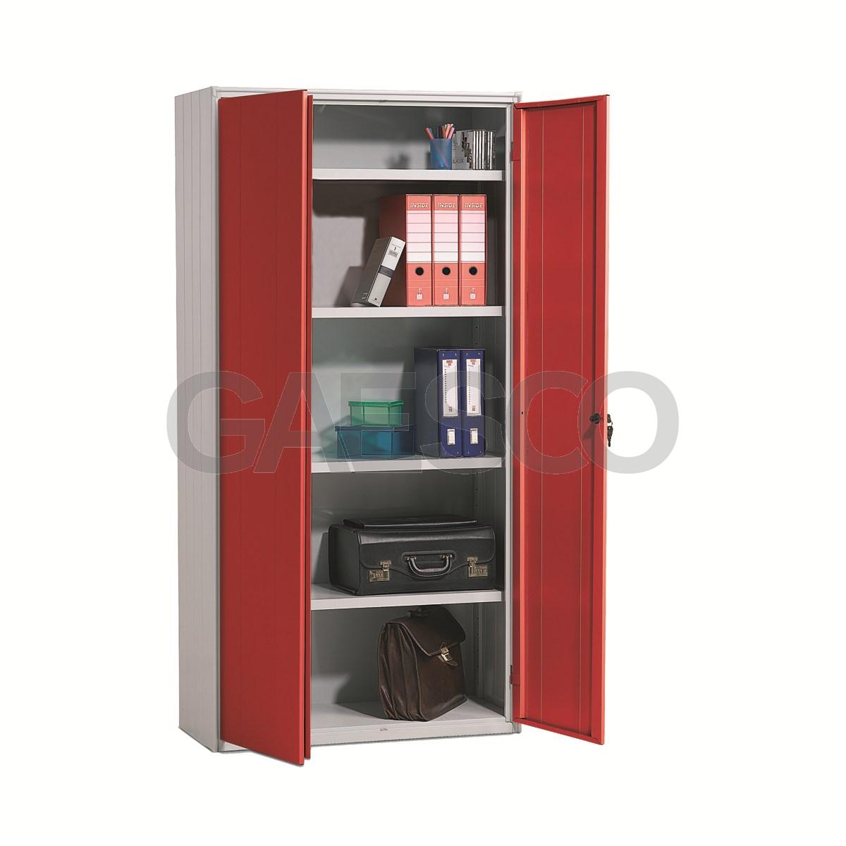 Armadio Metallico Per Ufficio.Armadio Metallico Ad Ante Battenti Archivio Ufficio Armadi Metallici