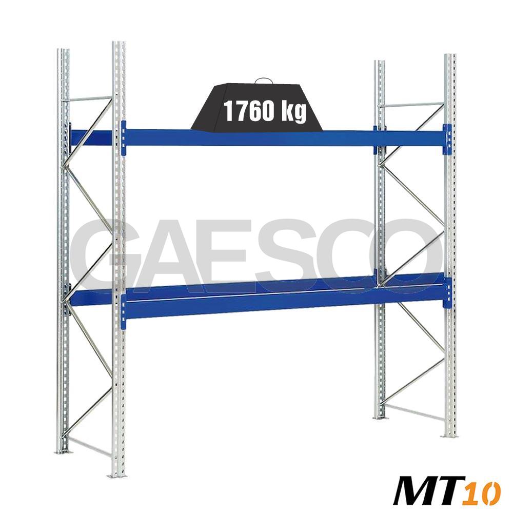 Scaffalature Metalliche Misure Standard.Scaffalature Portapallet Mt 10 Cm L 360xp 100xh 345 Base