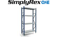 Scaffalature Simplyrex One