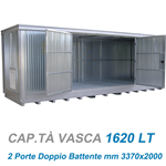 CONTAINER PER STOCCAGGIO FUSTI - 7,00 mt